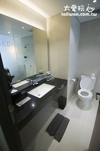 高级房Superior Room 浴室