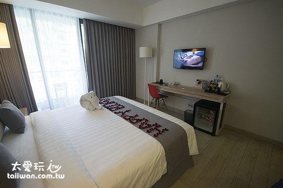 Hotel Neo Plus Kuta Legian高级房Superior Room
