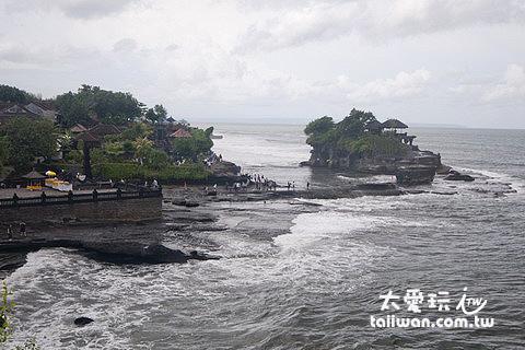 海神廟Tanah Lot