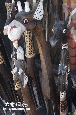 巴里島的藝術品