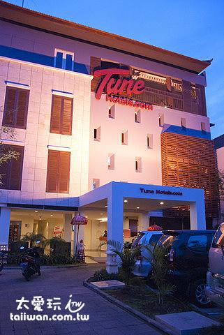 Tune Hotel Kuta