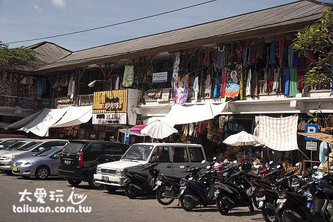 烏布市場Ubud Market