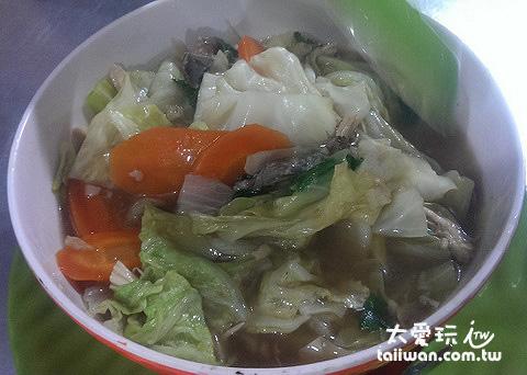 CAP CAY(發音:雜菜)燴菜