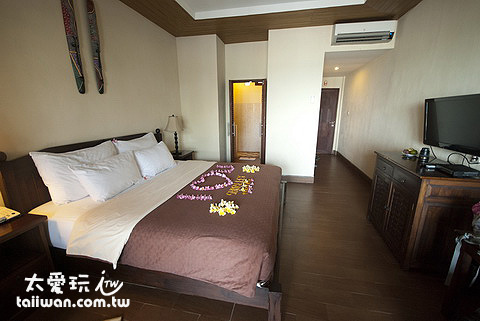 Sunset House Boutique Hotel Lombok很不错