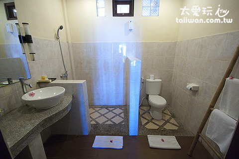 海景房浴室