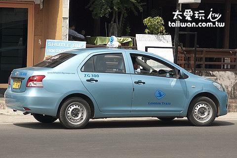 藍鳥計程車比較安全可靠