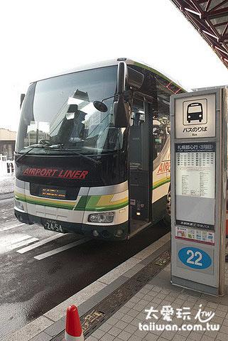 新千岁机场客运巴士
