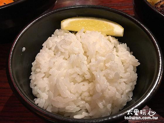 奥芝商店白米饭