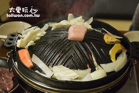 北海道必吃美食旭川成吉思汗大黑屋烤肉