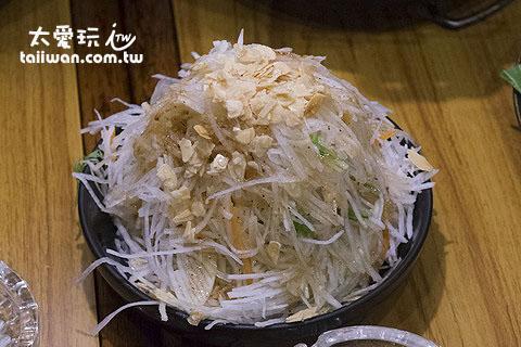 生菜沙拉450日圆