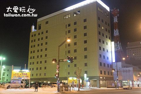 旭川多米飯店Dormy Inn Asahikawa就是一間便宜、乾淨、人氣高、評價好、值得推薦的理想住宿