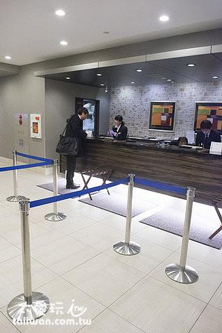 旭川多米飯店大廳