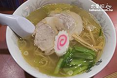 传说中盐味拉麵是日本拉麵的源头