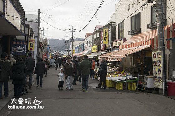 函館朝市場外市場