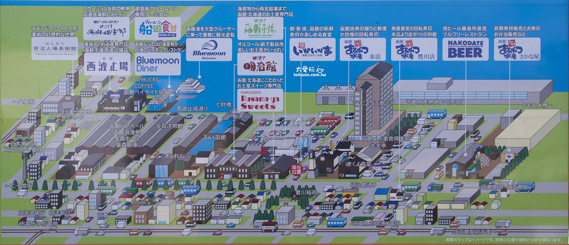 灣區地圖(點我看大圖)