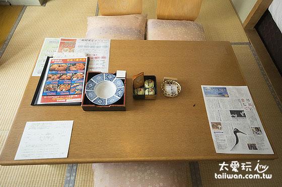 房間泡茶桌