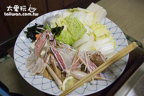帝王蟹大餐是许多人前往北海道旅游指定必吃的美食