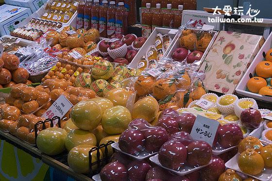 和商市場蔬果攤