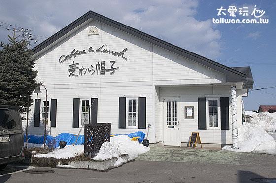 麦わら帽子距离北滨JR火车站400公尺