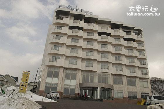 知床高级饭店Shiretoko Noble Hotel知床ノーブルホテル