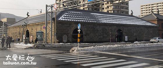 小樽運河廣場及觀光案內所