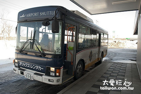 ORIX新千岁机场接驳巴士