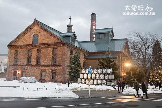 札幌啤酒園