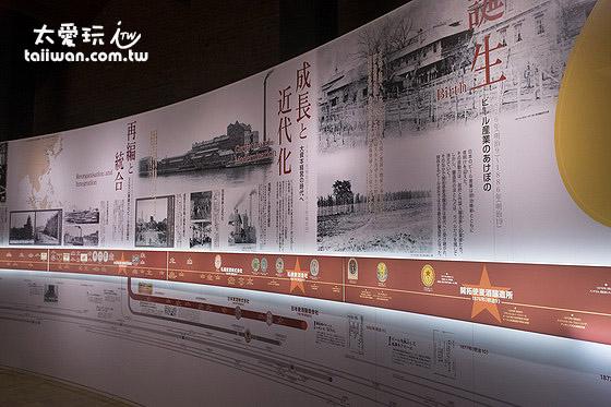 札幌啤酒博物館介紹酒廠歷史