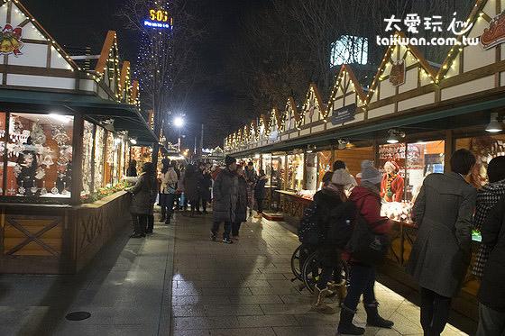 日版的慕尼黑聖誕市集