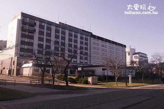 洞爷湖畔温泉旅馆