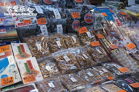 贝柱、鱼乾、昆布、柴鱼粉等乾货