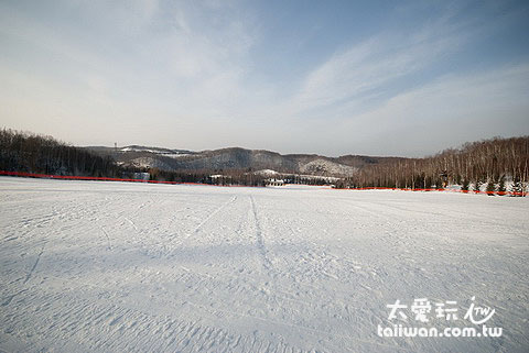 泷野铃兰丘陵公园滑雪场