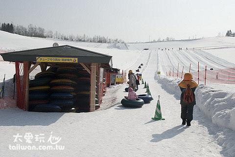 輪胎雪橇免費使用