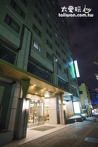 札幌中岛公园船舶饭店Vessel Inn Sapporo Nakajima Park