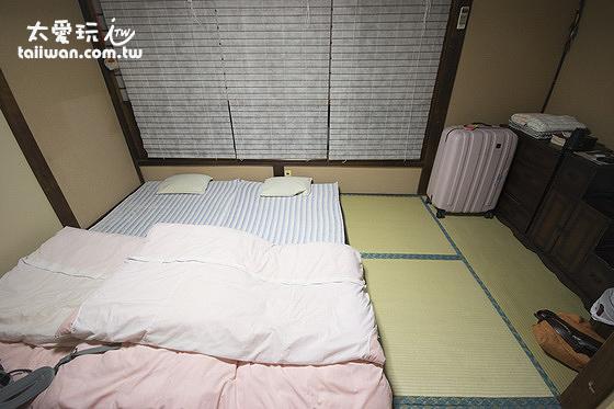 花喜屋Hanakiya Inn分館雙人和室房(10平方公尺/3坪)