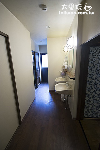 傳統日式房間是以木頭隔間隔音都非常差