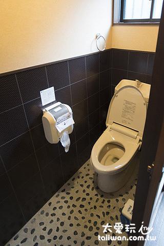 花喜屋公共廁所