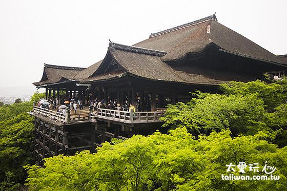 清水寺向來是眾人推薦京都旅遊必去的景點