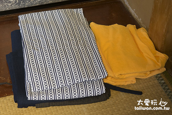 大田屋的浴衣