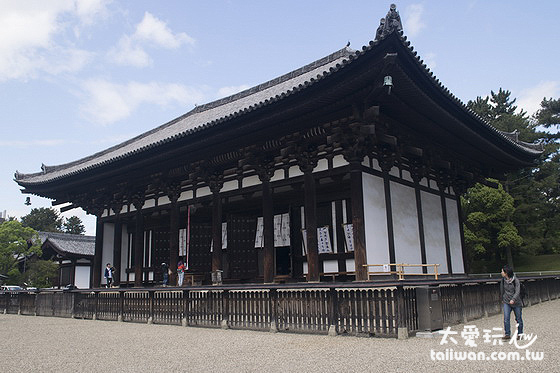 東金堂是興福寺另一個重點