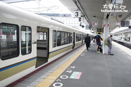 JR奈良站距離主要景點稍遠