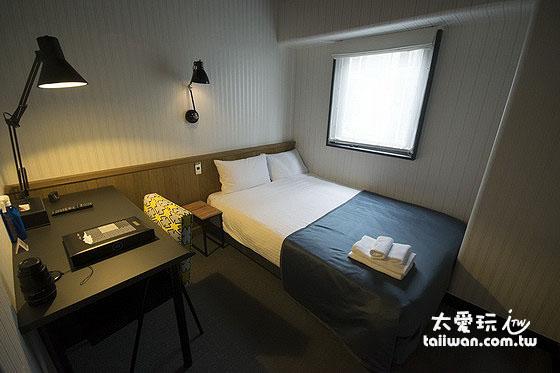 標準雙人房12平方公尺/3.63坪