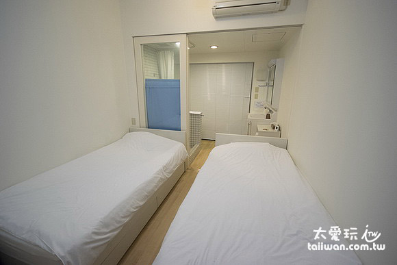 Tilla SeaQ度假饭店公寓双床房
