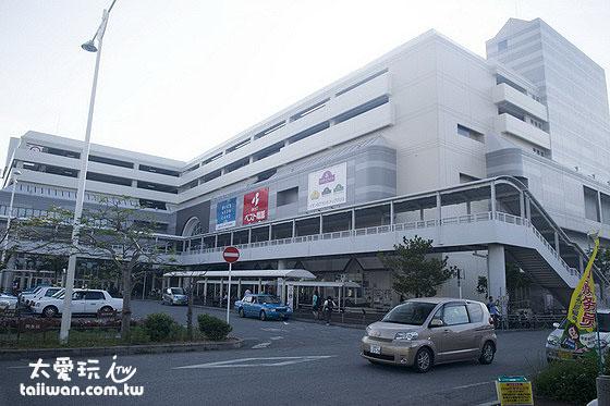 日本知名的大賣場AEON