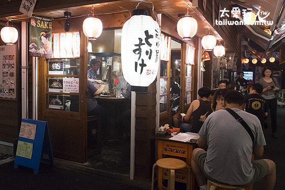 來日本一定要吃個串燒