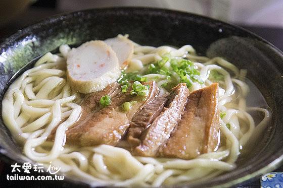 冲绳传统阿咕猪料理