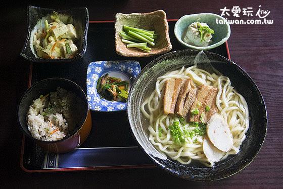 大家・ufuya沖繩蕎麥麵