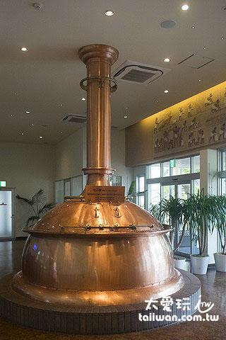 Orion啤酒名护工厂