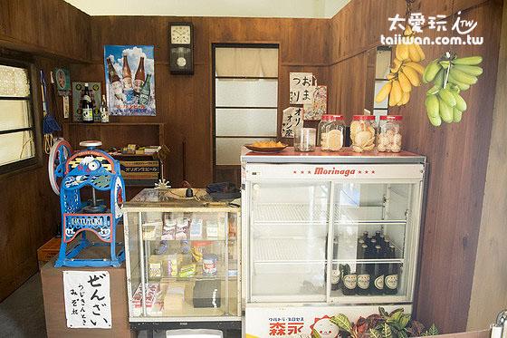 日本传统商店