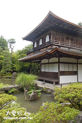 銀閣寺體驗傳統日式建築